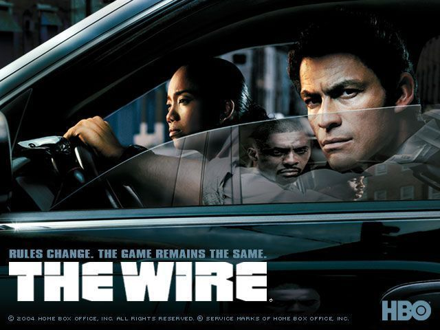 serie The Wire - HBO