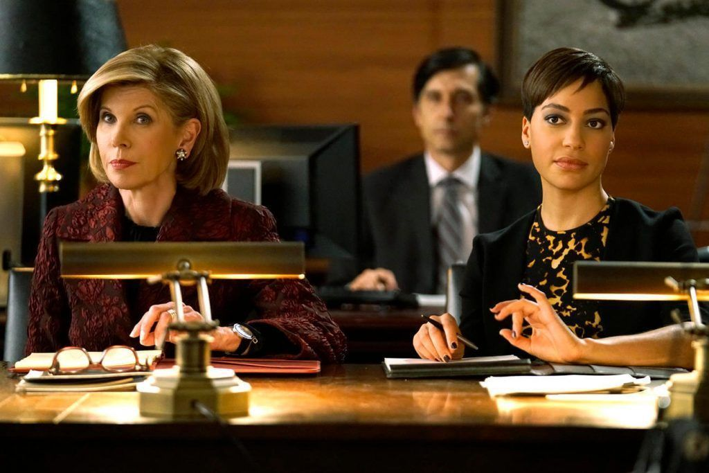 Diane Lockhart y Lucca Quinn - The good fight
