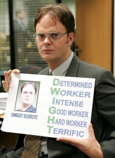 The Office- Dwight