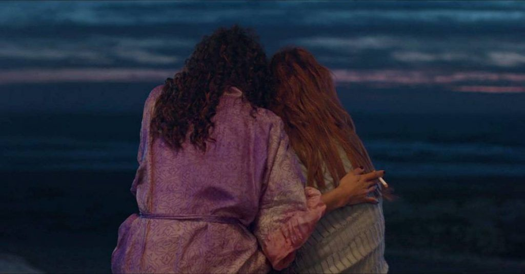 San Junipero de Black Mirror, en la playa